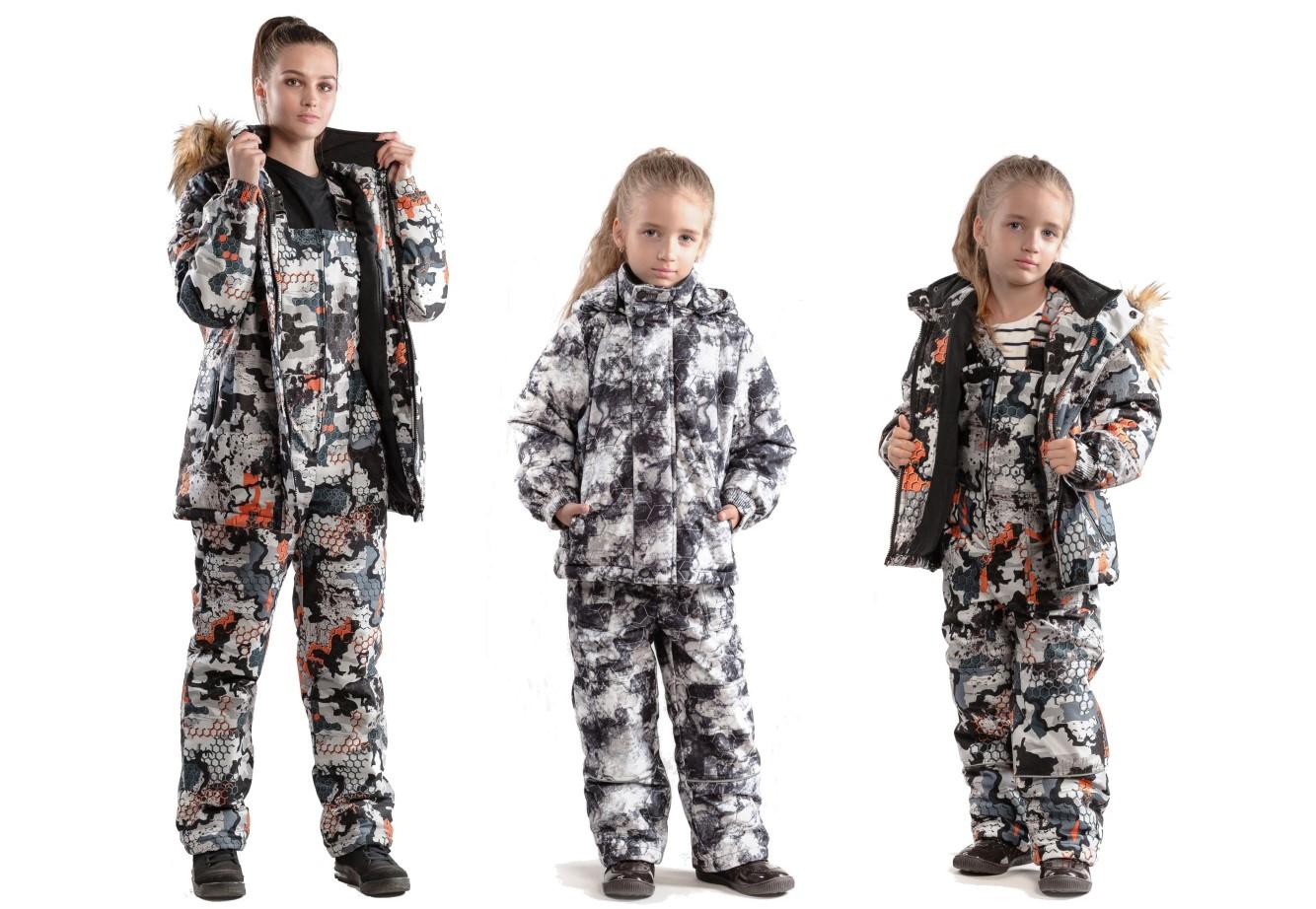 Новые зимние костюмы