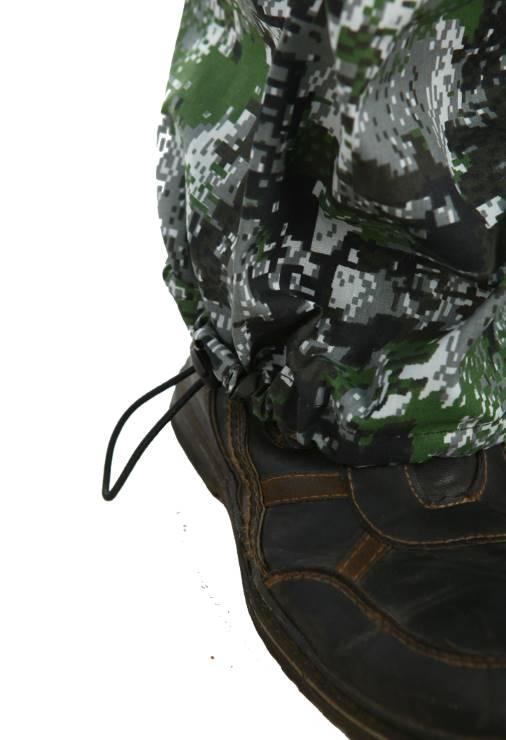 Утяжка брюк костюма Антимоскитный