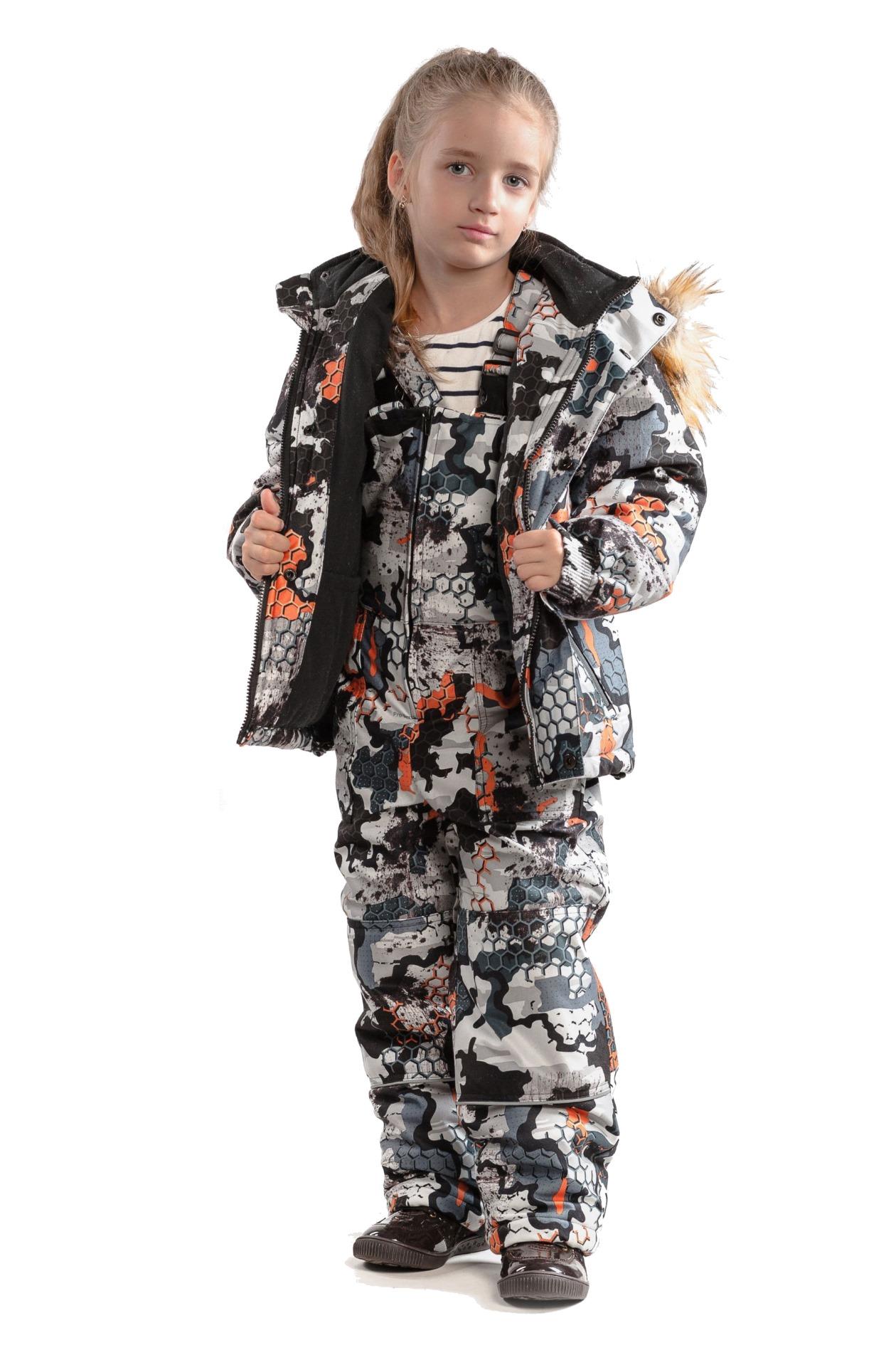 Детский костюм зимний Пухляк