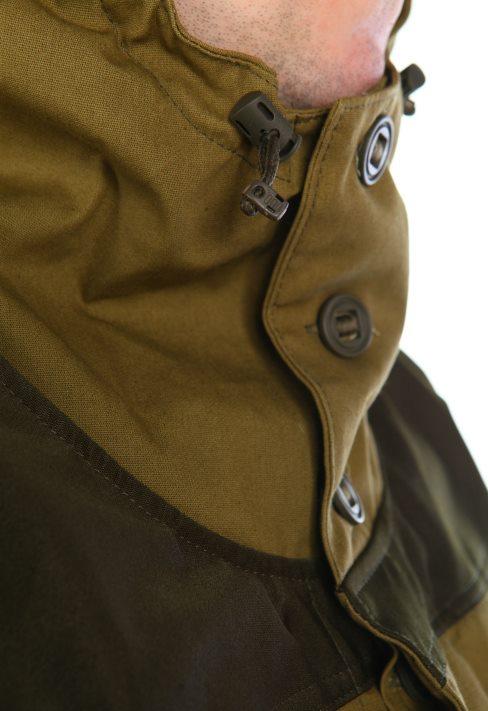 Утяжка капюшона костюма Горка
