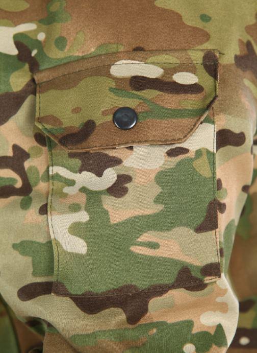 Внешний карман на куртке Походный