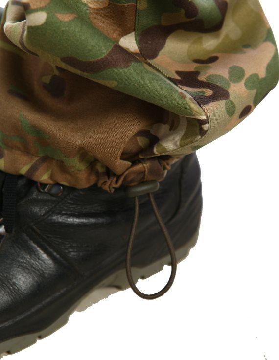 Утяжка брюк костюма Походный