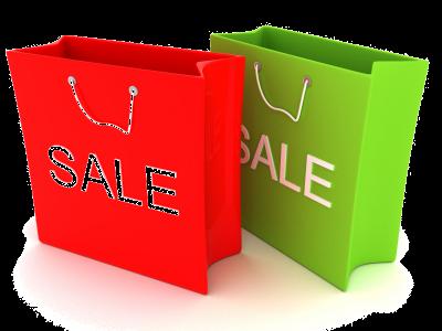 Распродажи, скидки, акции