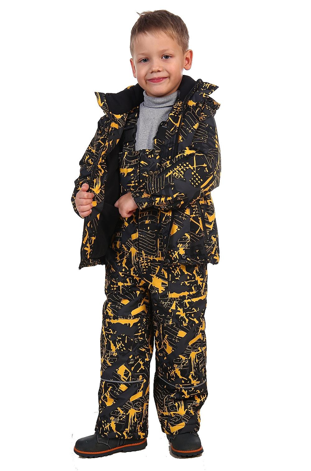 Детский зимний костюм Олимпик