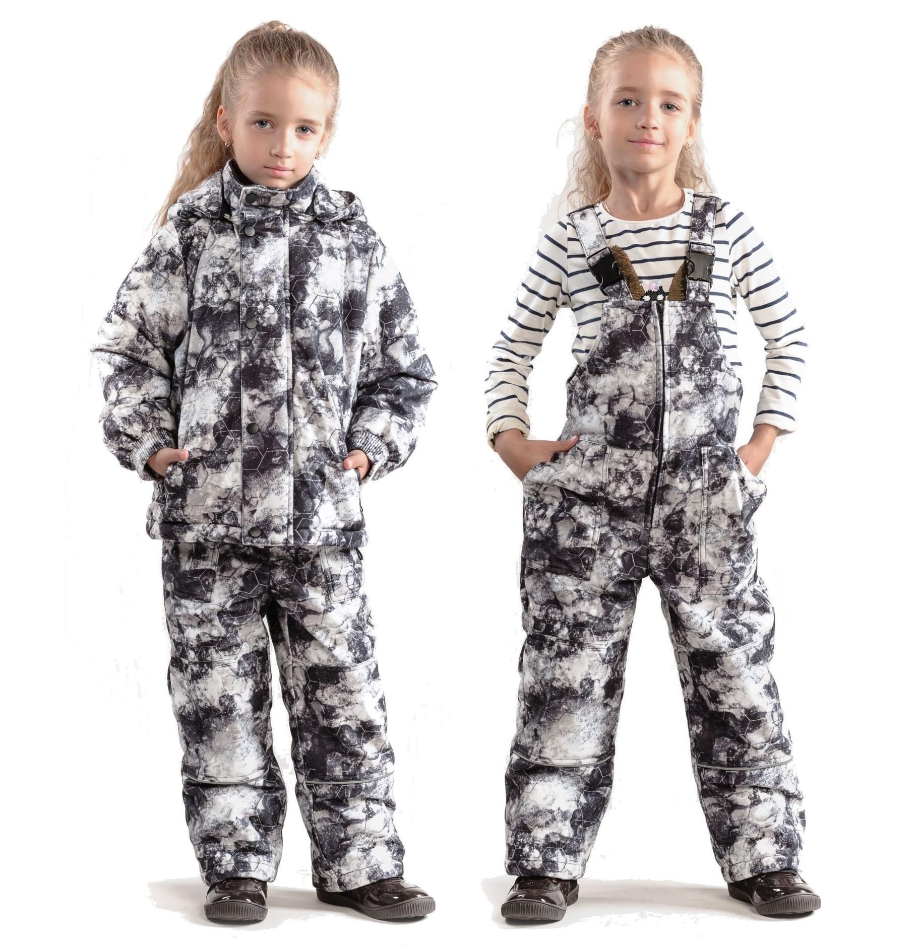 Детский зимний костюм Барсик