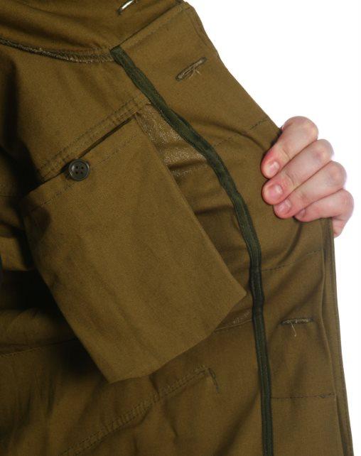 Внутренний карман на пуговице
