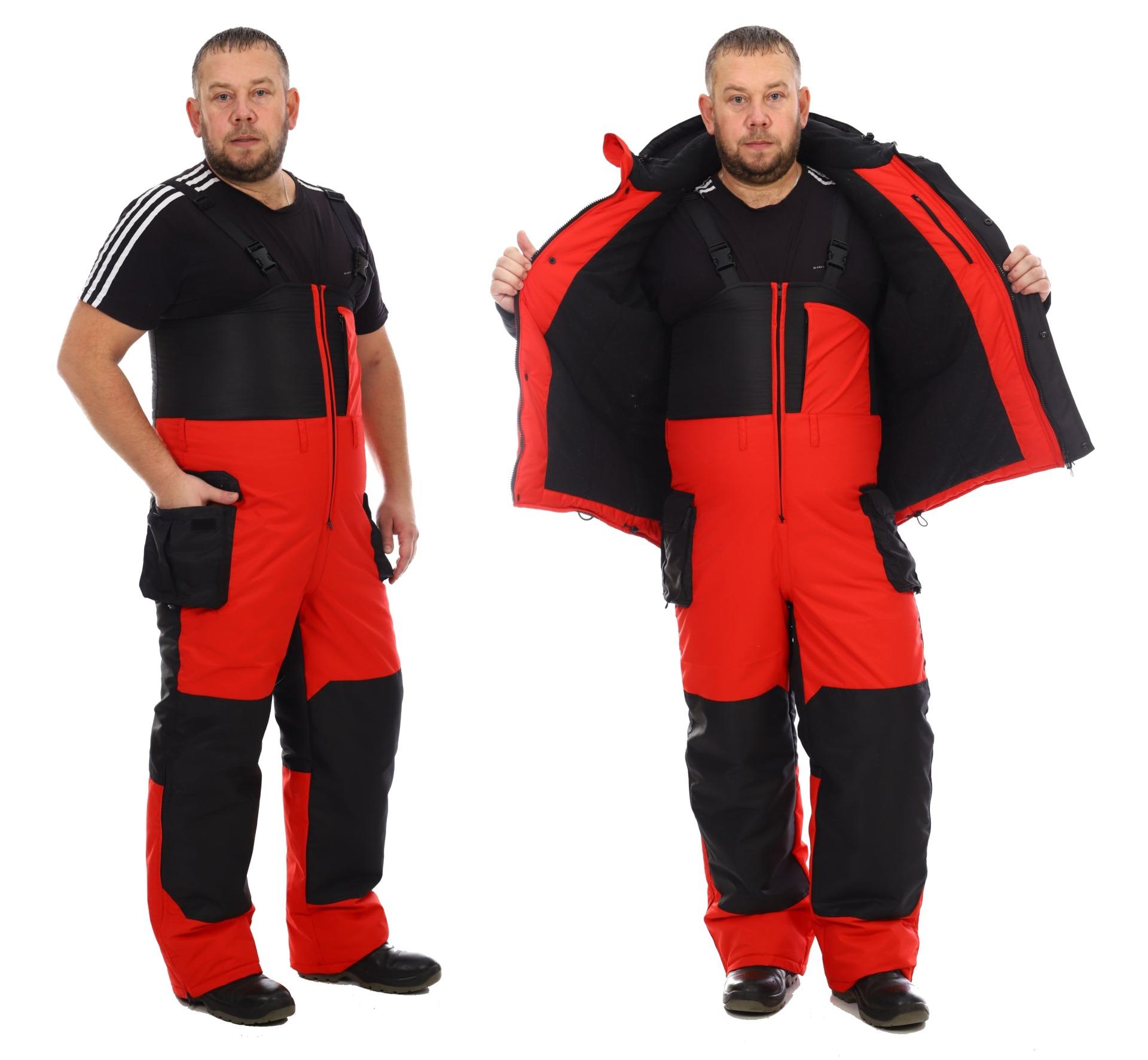 Зимний костюм WinterWind Arctic Red